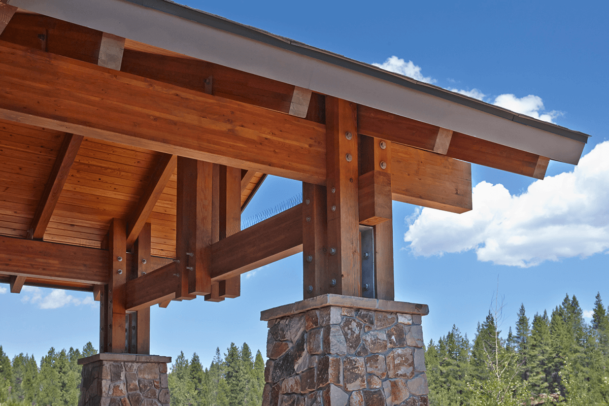 Rosboro X-Beam Glulam: Superior Engineered Wood Products